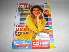 TELE POCKET 278 (20/1/00) CELINE DION