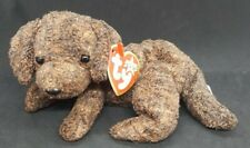 TY 2000 FETCHER the DOG BEANIE BABY - MINT with MINT TAGS