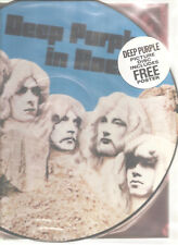 "Deep PURPLE ""IN ROCK"" 1985 EMI picture VINILE LP + POSTER"