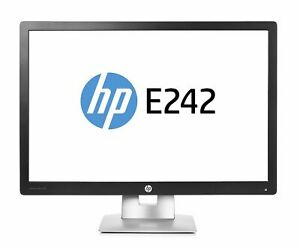"HP Business M1P02A8#ABA 24"" E242 Elite Display LED open box"