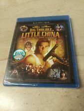 Big Trouble in Little China Blu-ray DVD