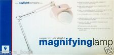 Fly Tying Superior Daylight Magnifying Lamp 5 Inch Lens w Table Clamp WW74329