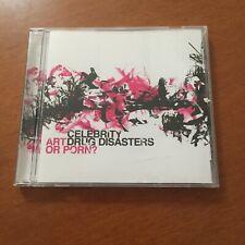 CELEBRITY DRUG DISASTERS, ART OR PORN, CD.
