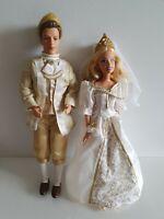 Barbie The Island Princess - Princess Rosella & Prince Antonio Royal Wedding Set