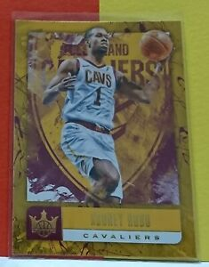 2018-19 Panini Court Kings - Rodney Hood - Base Card #86 - Cleveland Cavaliers