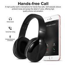 Sans fil sonore supérieure Bluetooth Casque avec micro Double usage Écouteurs