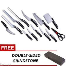 Mibacle Blade 13-Piece Set with Free Double-Sided Grindstone
