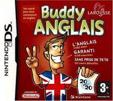 BUDDY ANGLAIS              -----   pour DS