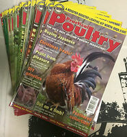 Practical Poultry Magazine-Chicken-Ducks-Game-Goose-Quail-Rabbits-#46 to 57 2008