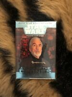 Star Wars Dark Side Starter Deck Attack of the Clones Trading Card Game