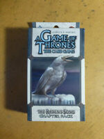 A Game of Thrones LCG Chapter Pack The Raven's Song COMPLETE Fantasy Flight