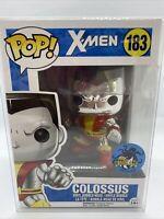 Funko Pop X-Men 183 Colossus Stan Lee's Comikaze Exclusive Bobble-Head