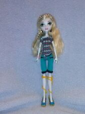 Monster High Classroom Mad Science LAGOONA BLUE (020318)