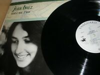 Joan Baez Volume Two Vinyl Album 1987 Reissue Vanguard VFLP 5102 Wagoner's Lad