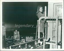 1969 Daddy's Gone A-Hunting Original Press Photo Carol White