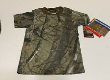 LIBERTY YOUTH KIDS Small Realtree Hardwoods CAMO T-SHIRT  NEW WITH TAGS