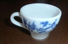 SPM Walküre Porzellan Blaue Blumen:  Tasse