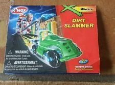 Knex Dirt Slammer & Speedway instructions