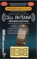 MOBILE PHONE CELL ANTENNA SIGNAL ENHANCER GEN GENERATION X PLUS LATEST EDITION