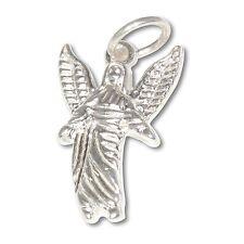 Sterling Silver .925 Archangel Gabriel, Angel of Revelation, Charm Necklace