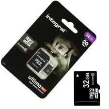 tarjeta de memoria Micro SD 32 GB Clase 10 para LG G4