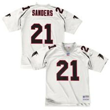 NFL Mitchell   Ness Official Throwback Retro Player Jersey Collection Men s  L Atlanta Falcons Deion Sanders 2805bda10