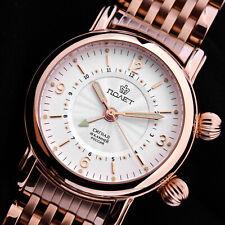Poljot Signal 2612 Wecker Zwiebelturm Machanische Armbanduhr Rotgold russisch