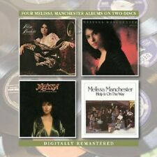 Melissa Manchester Home To Myself/Bright Eyes/Melissa/Help Is On The Way 2-CD