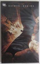 2005 BATMAN BEGINS SPECIAL DVD ISSUE COMIC BOOK - NM                  (INV5249)