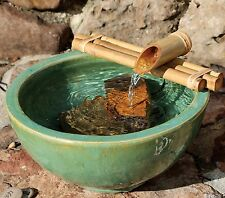 Bamboo Accents Water Fountain Kit, 12 Inch Three Arm Medium Size, Water Pump ...