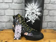 CONVERSE UK 7 EU 40 BATMAN ALL STAR CHUCK TAYLOR HI COMICS CANVAS LADIES MEN