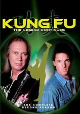 Kung Fu The Legend Continues Season 2 Series Two Second David Carradine DVD R4