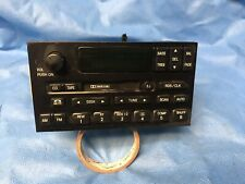 Radio AM-FM-Cassette-CD Control YF5F-18C870-BA Fits 00-02 VILLAGER Nissan quest