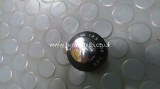 MOTORHOME CARAVAN SPINFLO REPLACEMENT GAS CONTROL KNOB IN CHROME PCC0617.CR