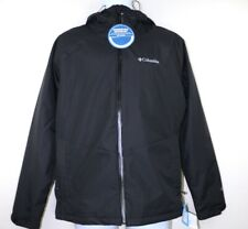 Columbia Para Hombre Chaqueta Uk Size Medium Mossy