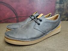 Clarks Active Air Oakland Mens Size 13M Dark Brown  Leather Oxfords Shoes (a6