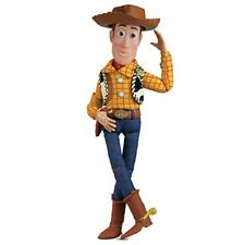 Disney Toy Story Woody Sheriff Pull String Talking Action Figure Doll 16''