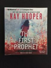 Bishop Files: The First Prophet 1 by Kay Hooper (2012, CD, Abridged)