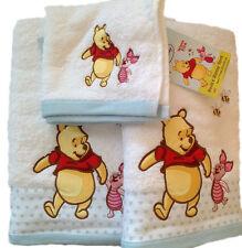 Pooh Hunny Spot 3 piece Bath Towel Set  NEW  22404