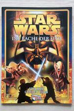 Star Wars  Die Rache der Sith Leeralbum Album von Merlin wie Panini Stickeralbum