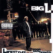 Big L - Lifestylez Ov Da Poor And Dangerous [New CD] Explicit