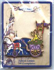 Disneyland Paris - Disney Stars on Parade - 25th Anniversary - Belle Pin