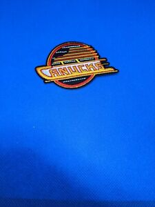 Vancouver Canucks Flying Skate Patch