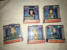 DC Comics Metals Die Cast Figures Wonderwoman Series Complete set