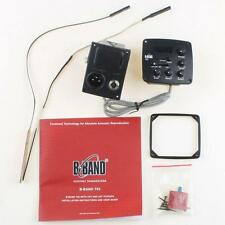 B-BAND 1set T65 Acoustic Guitar Pickup System XOM EQ Tuner