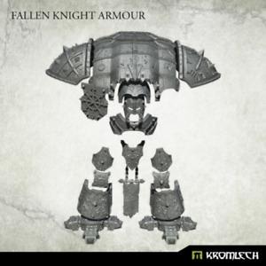 Fallen Knight Armour NEW Kromlech Miniature Bits Chaos Warrior