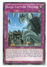 Kaiju Capture Mission MP16-EN165 Common Yu-Gi-Oh Card 1st Edition English Mint