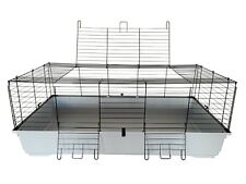 HERITAGE RABBIT 120CM INDOOR CAGE EXTRA LARGE HOME KIT GUINEA PIG RODENT HUTCH