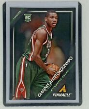 2013-14 Panini Pinnacle Giannis Antetokounmpo #5 BUCKS RC Rookie *PLEASE READ*