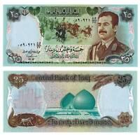 Pick 73a Irak / Iraq 25 Dinars 1986 Unc. / 3629541vvv